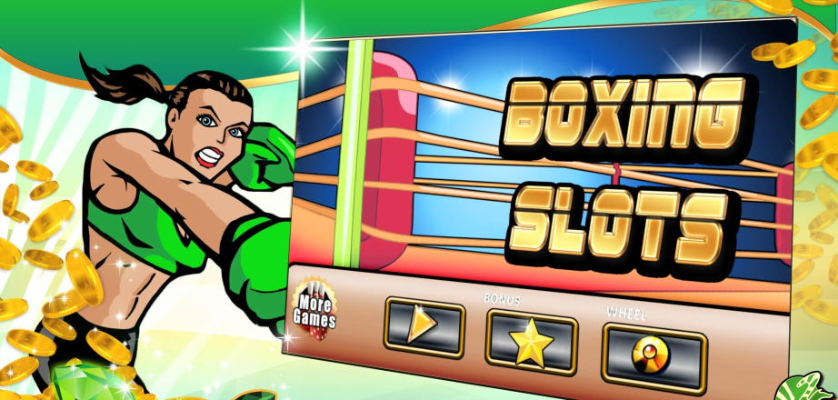online slots with boxing
